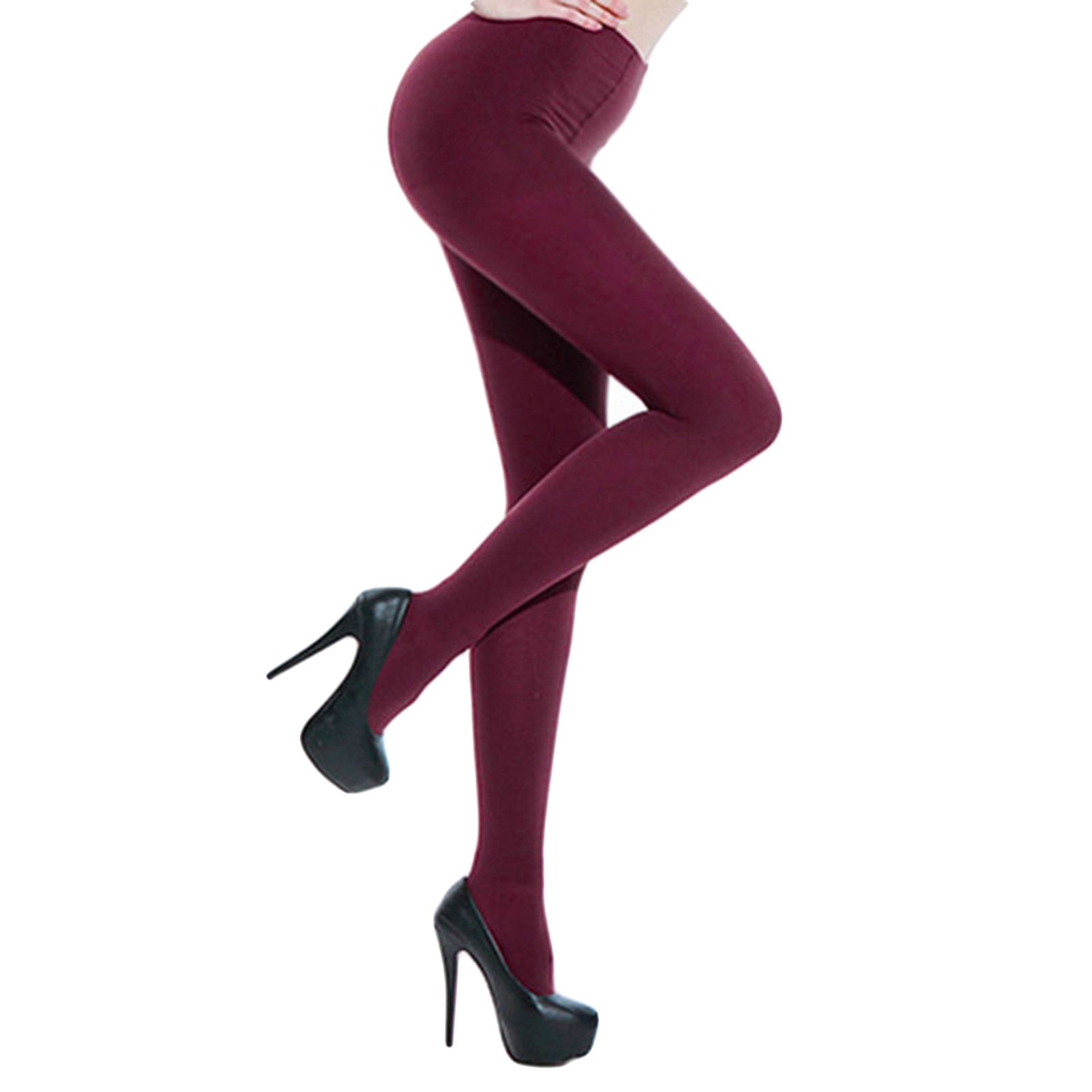 120D Colorful Women Fashion Tights Pantyhose Winter Warm Stockings Socks Hosiery Clothing, Shoes & Accessories